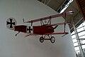 Fokker Dr.I RSideRear EASM 4Feb2010 (14412829157).jpg