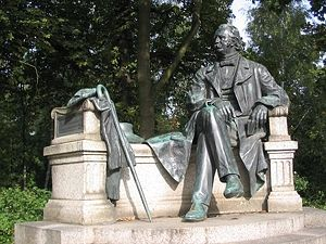 Denkmal Theodor Fontane, Neuruppin