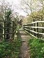 Footbridge over a drain - geograph.org.uk - 1053430.jpg