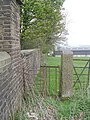 Footpath - Hebden Bridge Road - geograph.org.uk - 1271077.jpg