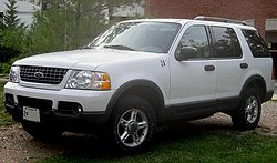 Third generation Explorer