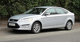 Ford Mondeo reg dec 2010 West Road Cambridge 2011 1997cc diesel.jpg