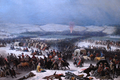 Fording the Berezina River by January Suchodolski, ca. 1859.png