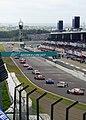 Formation lap at 2016 International Suzuka 1000km.jpg