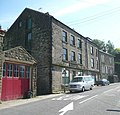 Former Co-op shop, Cragg Road B6138, Cragg Vale, Mytholmroyd - geograph.org.uk - 841205.jpg