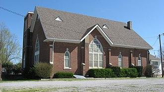 Fredonia, Kentucky - Unity Baptist Church