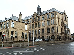 Hanson Academy - Former Hanson School on Barkerend Road