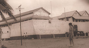 Fort Prinzenstein - Fort Prinzestein (image 3) in 1970.