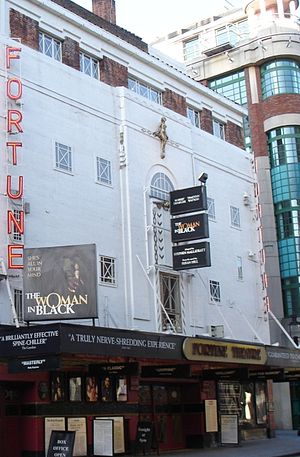 Fortune Theatre - Showing The Woman in Black, 2006