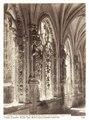 Fotografi av Toledo. Claustro de San Juan de los Reyes, costado izquierdo - Hallwylska museet - 105189.tif