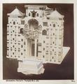 Fotografi från Jerusalem på modell av Herodes tempel - Hallwylska museet - 104355.tif