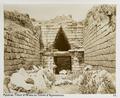 Fotografi från Tiryns, Grekland - Hallwylska museet - 104612.tif