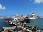 Fotos del crucero Carnival Breeze en el puerto de La Luz y de Las Palmas en Gran Canaria (8179702230).jpg