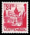 Fr. Zone Württemberg 1947 08 Kloster Bebenhausen.jpg
