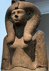 Estatua caliza de la Reina Ahmose-Meritamon
