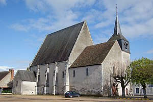 France Pezou eglise saint-Pierre 20120420.jpg