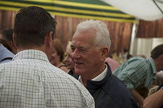 Frank Stronach Canadian politician