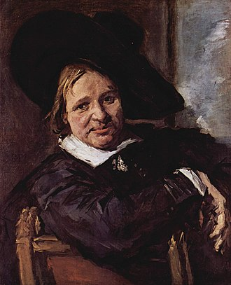 Portrait of Isaak Abrahamsz. Massa - Image: Frans Hals 068