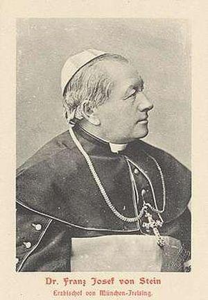 Franz Joseph von Stein - Image: Franz Joseph von Stein