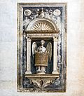 Frari (Venice) Cappella Corner - Monument to Federico Corner.jpg