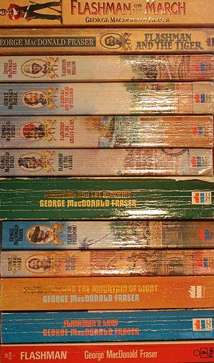The Flashman Papers - George MacDonald Fraser's Flashman novels