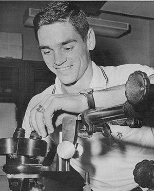 Fred Hansen - Hansen in the 1960s