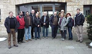 Society for Conservation Biology - Section meeting at Freiburg, 2010