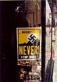 French Quarter shop window New Orleans 1991 - No DuKKKes 02.jpg