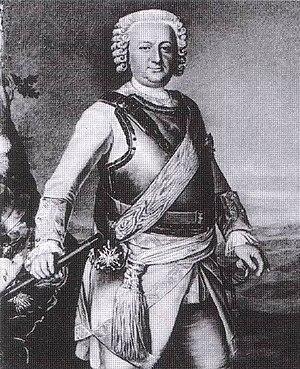 Prince Frederick Henry Eugen of Anhalt-Dessau - Prince Frederick Henry Eugen