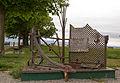 Friedrichshafen - Schlossmauer - Geländer & Halbinsel 006.jpg