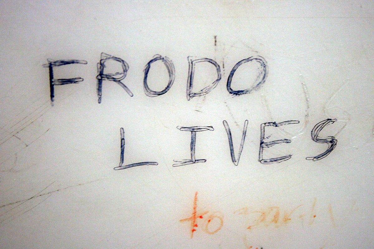 frodo lives wikipedia