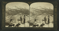 From the Summit of Cloud's Rest S.E. over the Little Yosemite to Mt. Clark, Yosemite Valley, California, U.S.A, by H.C. White Co..png
