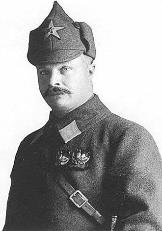 Minister of Defence (Soviet Union) - Image: Frunze Mikhail 2