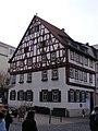 """Fulda - """"Gasthof zur Windmühle"""" (Brauhausstraße).JPG"""