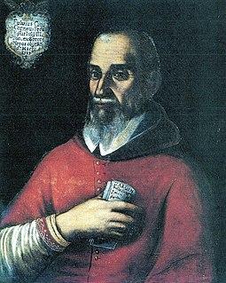 Fulvio Giulio della Corgna 16th-century Catholic cardinal