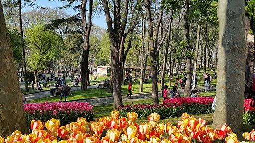 Gülhane Park, Istanbul