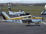 G-AVYL Piper Cherokee (26071095156).jpg