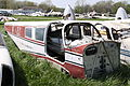 G-AZZS Piper PA-34 Seneca Robin Cook Aviation (9143321828).jpg