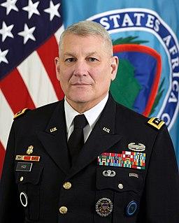Carter Ham US Army general