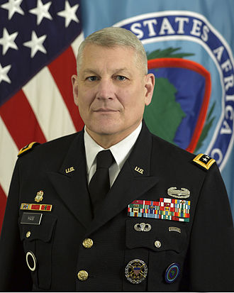 United States Africa Command - Image: GEN Carter F.Ham 2011