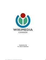 GLAM Wikimedia Canada - Presentation file.pdf