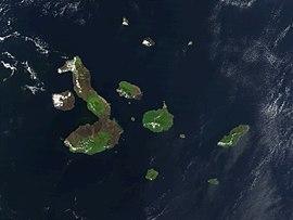 Kepulauan Galapagos