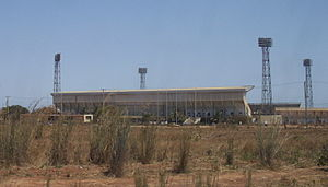 Independence Stadium (Bakau) - Independence Stadium