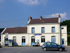 Image illustrative de l'article Gare de Bogny-sur-Meuse