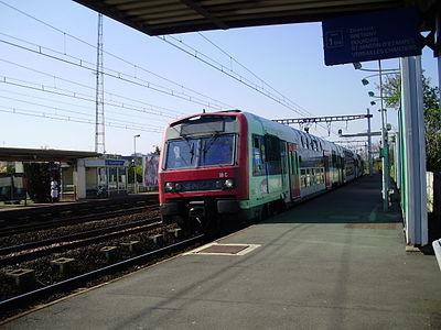 Station Villeneuve-le-Roi