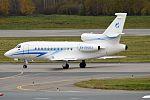 Gazpromavia, RA-09003, Dassault Falcon 900EX (29635785954).jpg