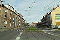 Gdańsk Nowy Port ulica Marynarki Polskiej.JPG