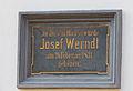 Gedenktafel am Geburtshaus Josef Werndls 1.jpg