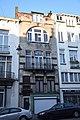 Geheel van art-nouveauhuizen Waterloosesteenweg Sint-Gillis detail 1.jpg