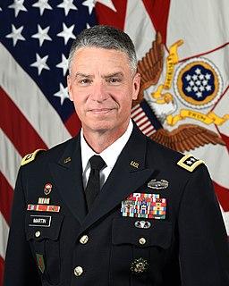 Joseph M. Martin US Army general